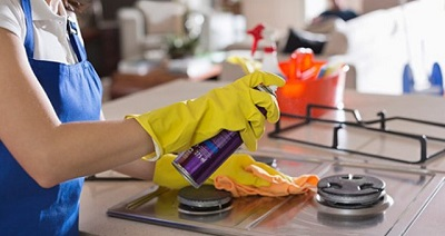 One-off cleaning service in Bournemouth and Dorset