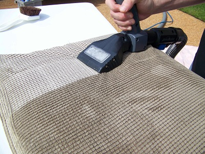Upholstery cleaners in Bournemouth and Dorset