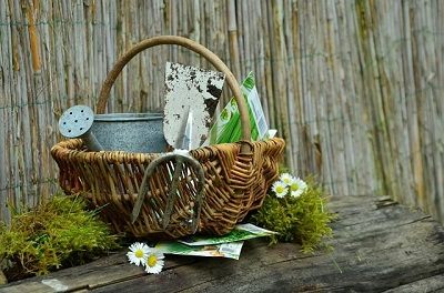 Dorset gardening tools