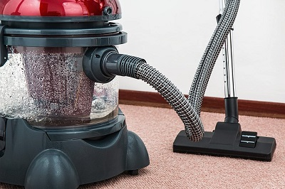 vacuum your Bournemouth house